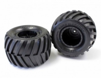 Kyosho Tires & Wheels (2)...