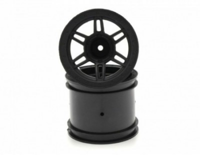 Kyosho 1:10 Black Wheel Set...