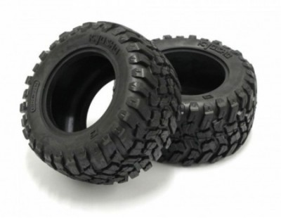 Kyosho 1:10 Block Tires for...