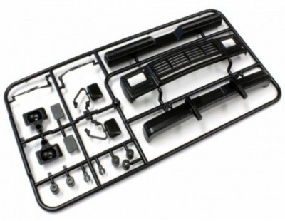 Kyosho Body Plastic Parts...
