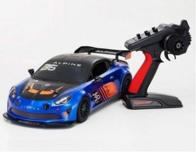 Kyosho Fazer MK2 Alpine GT4...