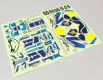 Kyosho Decal Sheet Suzuki...
