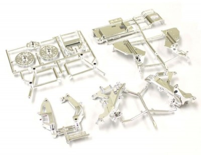 Kyosho Chromed Frame Set...