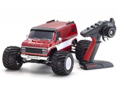 Kyosho Mad Van VE 4WD Fazer...