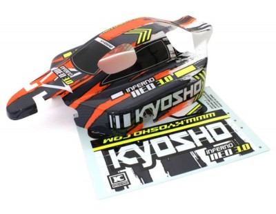 Kyosho 1:8 Pre-Painted...