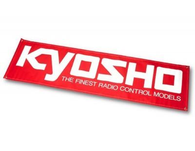 Kyosho Faixa de Publicidade...