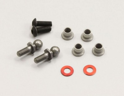 Kyosho 4.8mm King Pin Ball Set