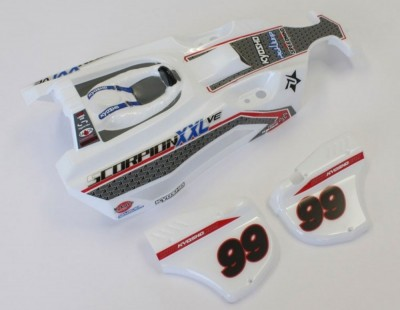 Kyosho 1:7 Pre-Painted...