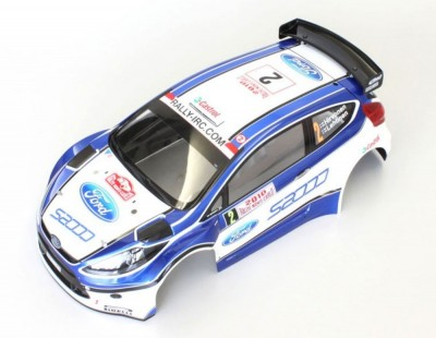 Kyosho 1:9 Pre-Painted Ford...