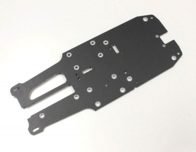 Kyosho Optima Radio Plate