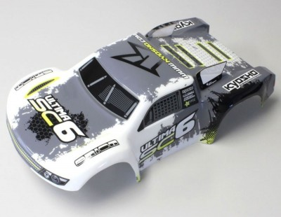 Kyosho Painted Blade Body...
