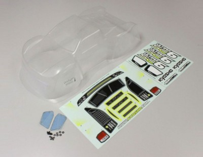 Kyosho 1:10 Clear Body...