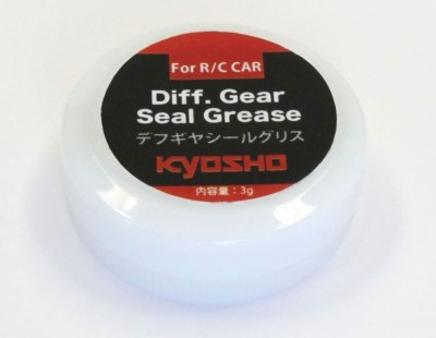 Kyosho Diff Gear Seal Grease