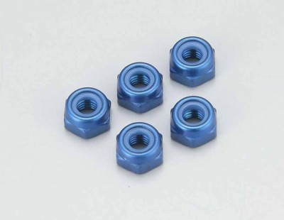 Kyosho Nylon M3x3.3mm Blue...