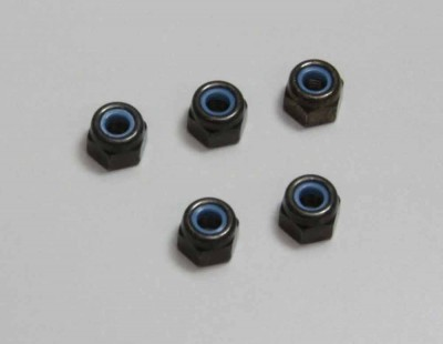 Kyosho Nylon M3x4.3mm Lock...