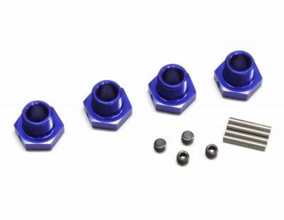 Kyosho Wheel Hub (Blue) for...