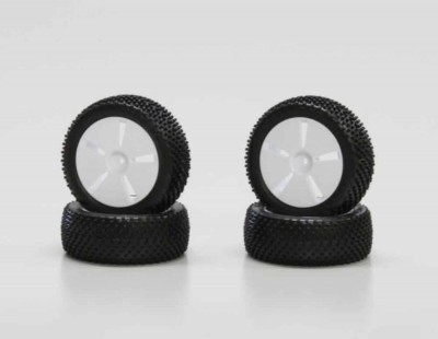 Kyosho Cubic Tire with...