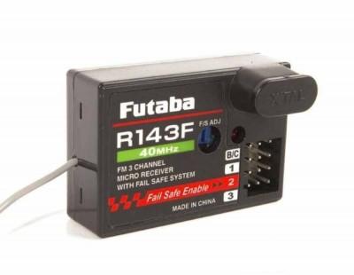 Futaba Receiver R143F 3...