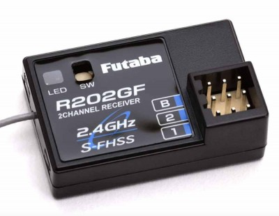 Futaba Receiver R202GF 2...