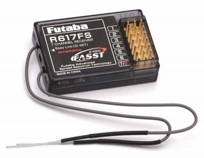 Futaba Receptor R617FS 7...