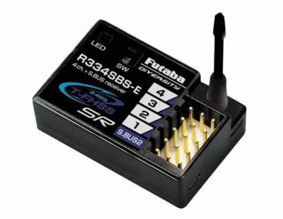 Futaba Receiver R334SBS-E 4...