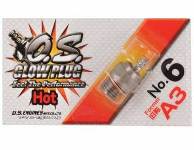 OS Engines Nº6 Glow Plug...