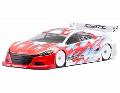 Protoform Dodge Dart 1:10...