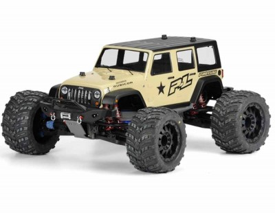 Pro-Line Jeep Wrangler...