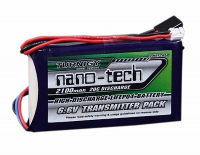 Bateria Turnigy 6.6V...