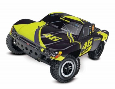 Traxxas Slash VR46 1:10 2WD...