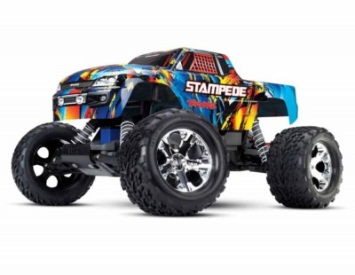 Traxxas Stampede 1:10...
