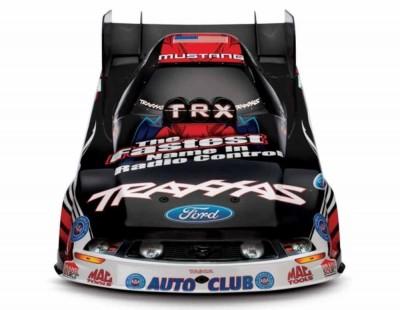Traxxas Funny Car Race...