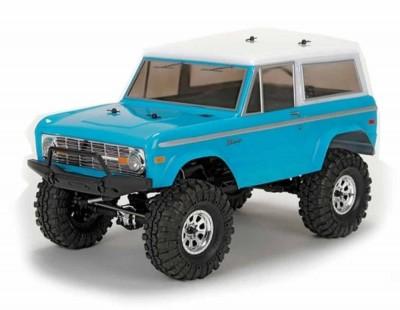 Vaterra Ford Bronco...